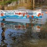banner Rondje Handvastwater, spektakel voor jong en oud